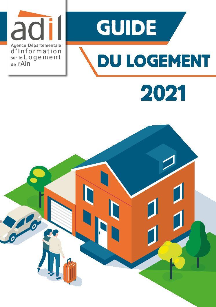 ARRIVÉE DU GUIDE DU LOGEMENT 2021