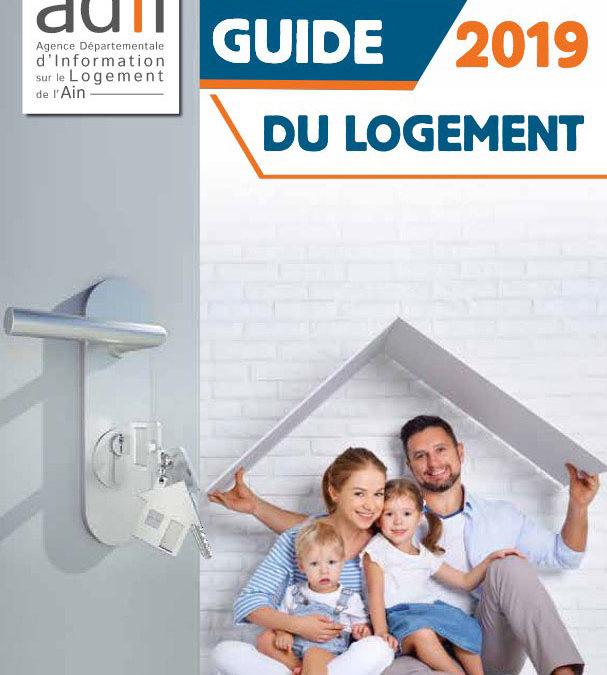 Parution du Guide du logement 2019